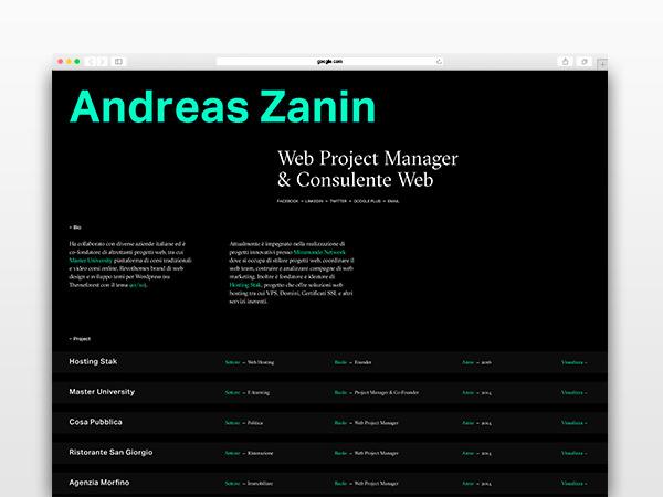 andreas-zanin-website