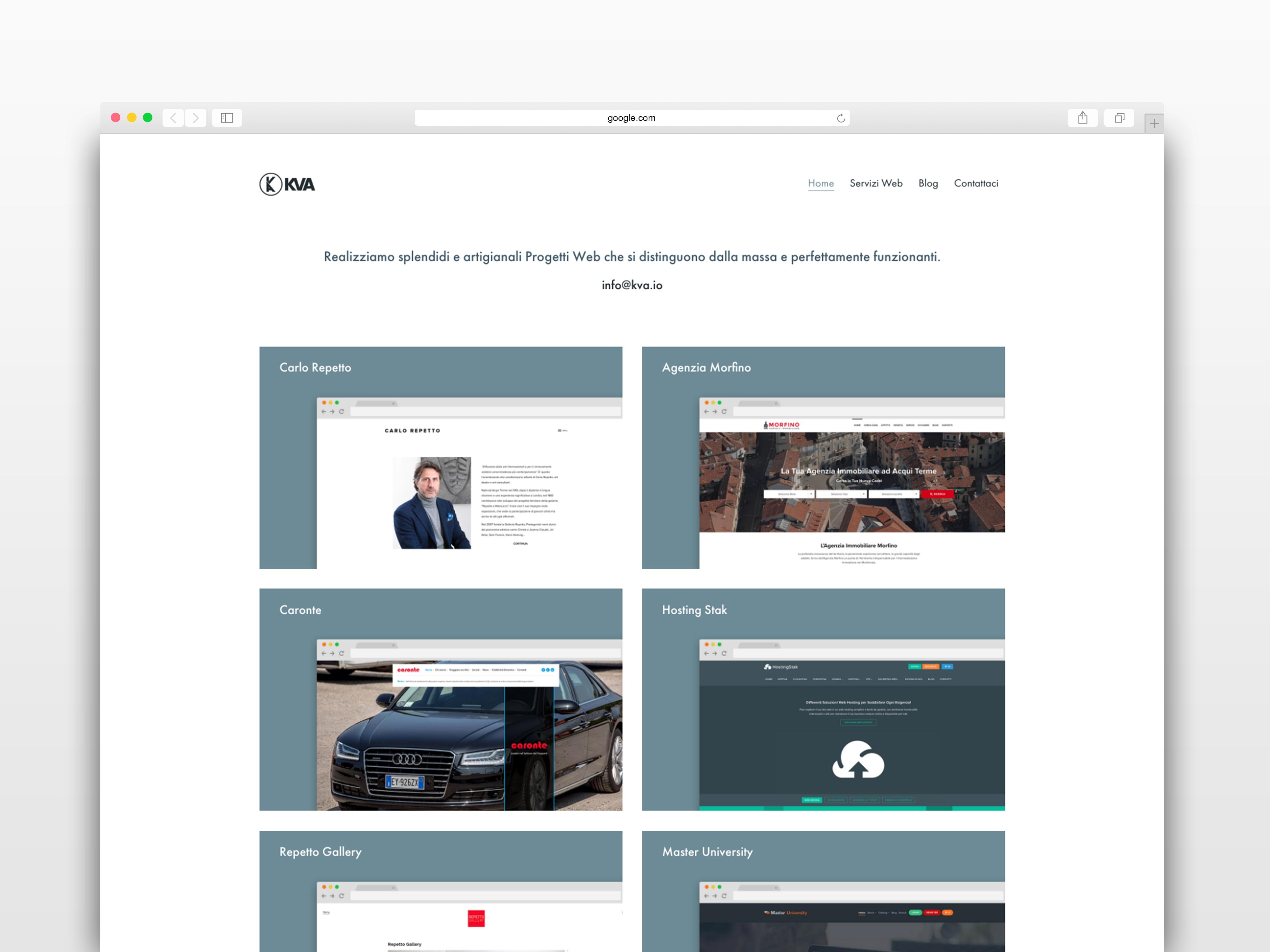 kva-website