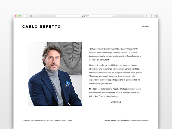 carlo-repetto-website
