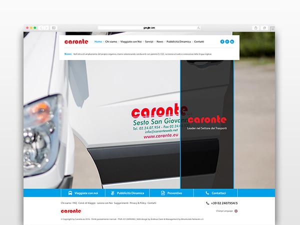caronte-website